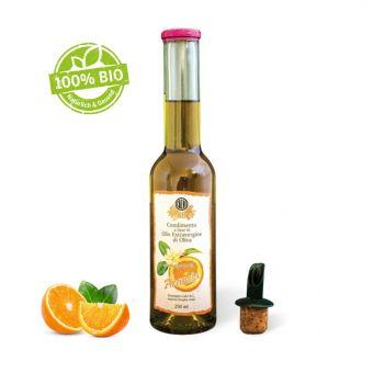 Orangen Öl 250ml Flasche