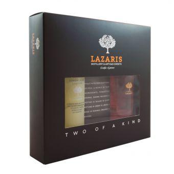 Lazaris Geschenkbox Liqueurs 2 x 100 ml