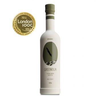 Extra Vergin Olivenöl Organic 500ml Flasche