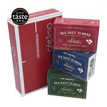 Sea Salt Combo 3er Probierbox