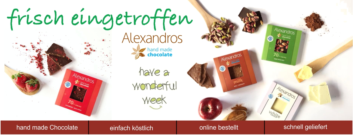 Alexabdros Chocolate