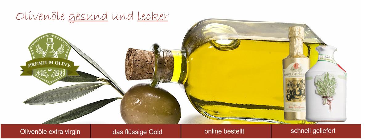 Olivenöle griechische Feinkost